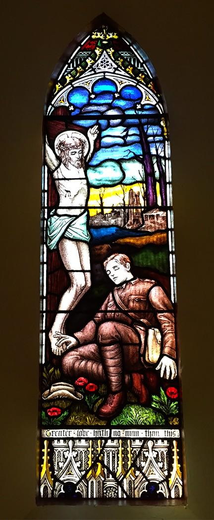 ed 2 church window