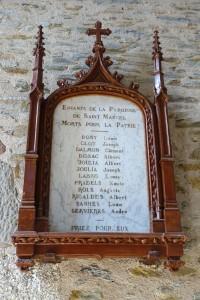 Parish of St. Marcel, Conques