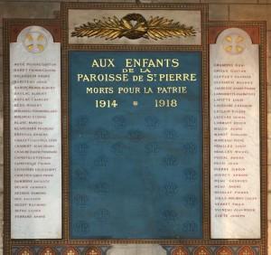 Parish of St. Pierre, Bordeaux
