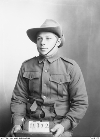 Henry Victor Willis, courtesy Australian War Memorial