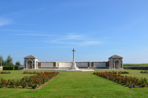VC Corner Australian Cemetery and Memorial, Fromelles