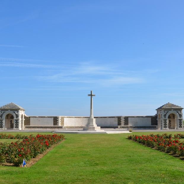 VC Corner Australian Cemetery and Memorial, Fromelles