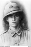 Private Percy James Davidson, courtesy AWM