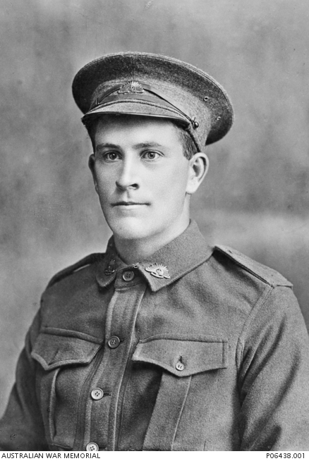 Philip Michael ORMSBY, courtesy Australian War Memorial