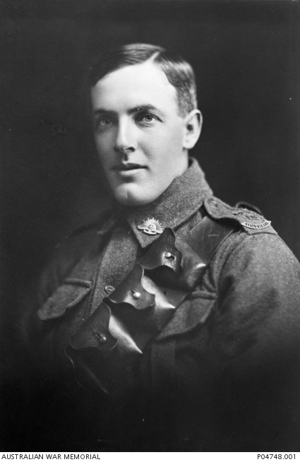 Gunner J F Gellion, courtesy Australian War Memorial