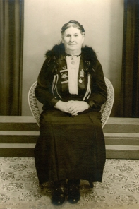 Mary Paterson (nee Young), courtesy Colin Coomber