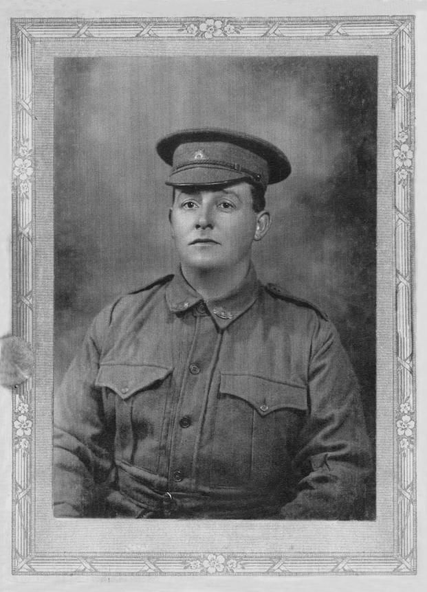 William Edward Babington, courtesy Heather McAlpine, Stacey's Bridge